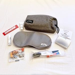FREE W/Purchase First Class Travel Kit